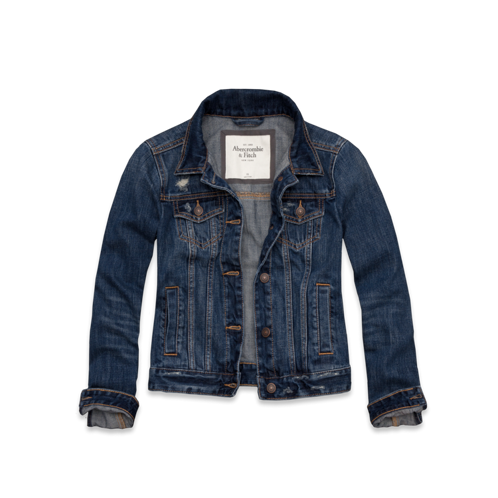 Womens Hadley Denim Jacket