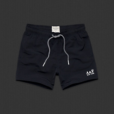 Mens Cellar Mountain Swim Shorts