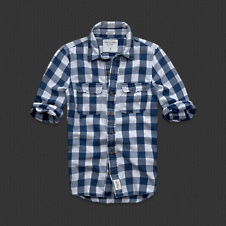 Mens Douglass Mountain Twill Shirt