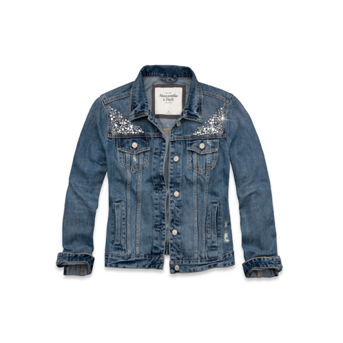 Womens Blair Denim Jacket