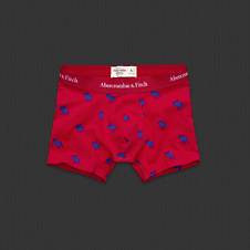 Mens Iroquois Mountain Boxer Briefs