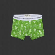 Mens Kilburn Mountain Boxer Briefs