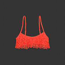 Womens Chloe Swim Top