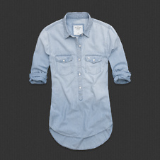 Womens Kenzie Denim Shirt