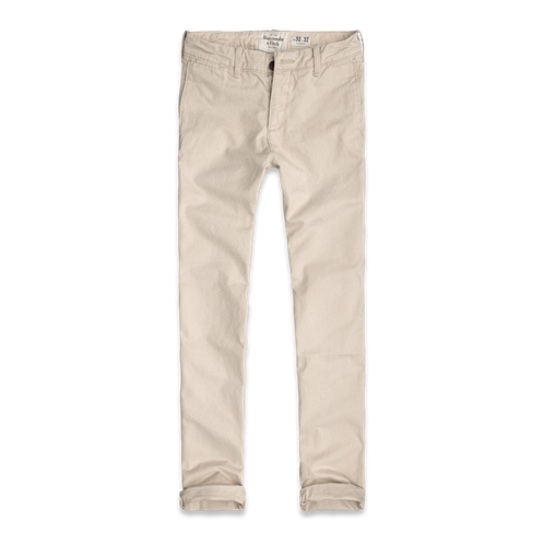 Featured Items A&F Skinny Chinos