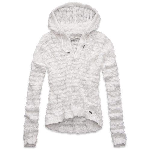 Womens Ashton Hooded Sweater