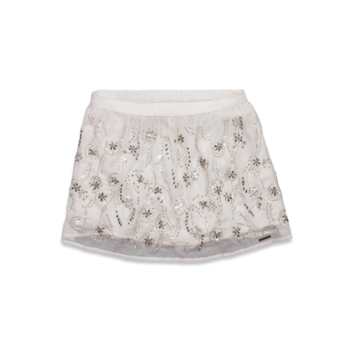 Womens Meg shine Skirt