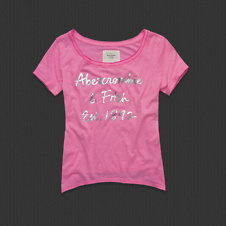 Womens Adin Shine Tee