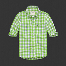 Mens Gothics Mountain Shirt