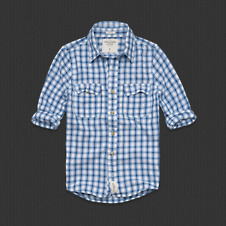 Mens South Notch Twill Shirt