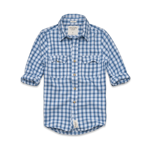 South Notch Twill Shirt