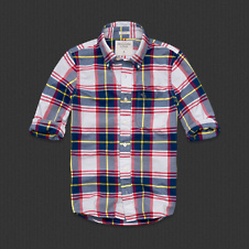 Mens Johns Brook Oxford Shirt