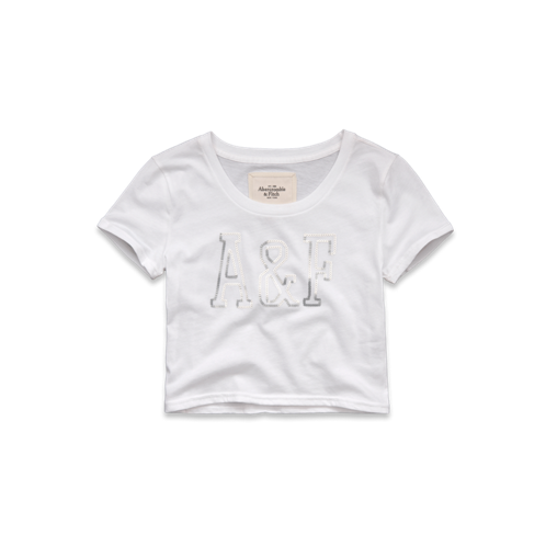 Womens Angie Shine Tee
