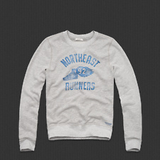 Mens Raquette River Sweatshirt