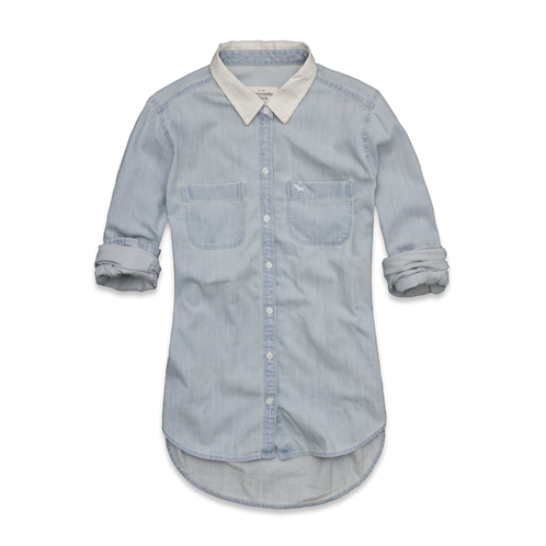 Featured Items Jessica Denim Shirt