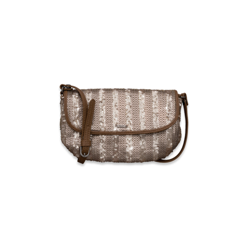 Womens Shine Crossbody Bag