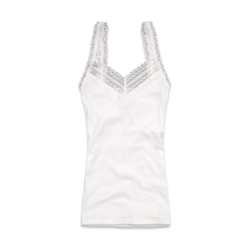 Womens Adin Lace Tank