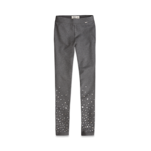 Womens A&F Shine Leggings