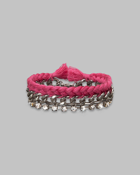 Womens Jewel Embellished Bracelet