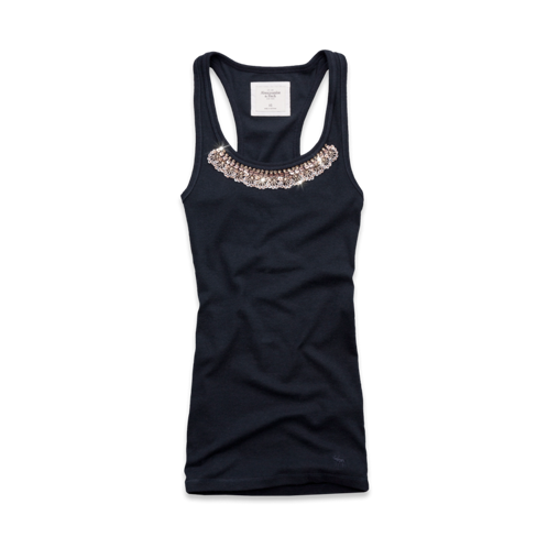Womens Lizzy Shine Tank