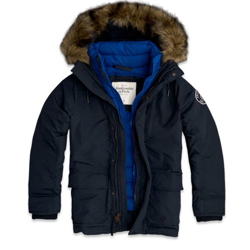 Mens Gothics Mountain Parka