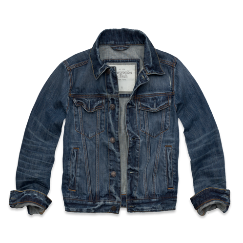 Mens Balk Peak Denim Jacket