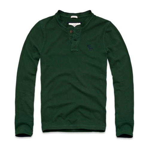 Mens Lake Placid Henley