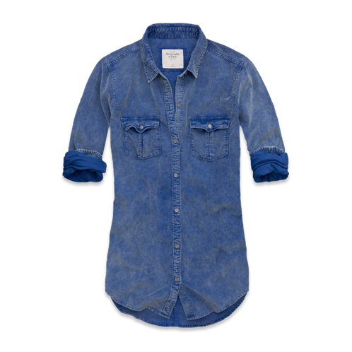 Featured Items Gillian Corduroy Shirt