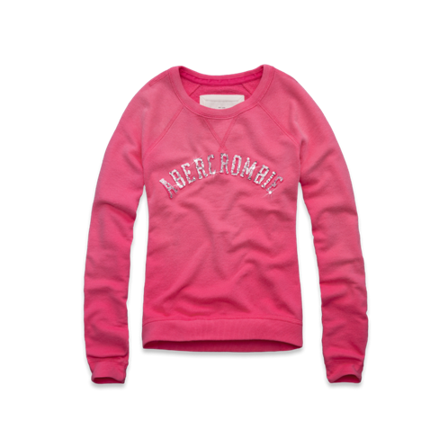 Womens Hadley Shine Sweatshirt
