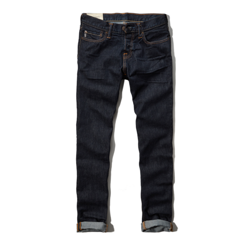 Featured Items A&F Classic Taper Jeans