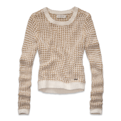Womens Clara Shine Sweater