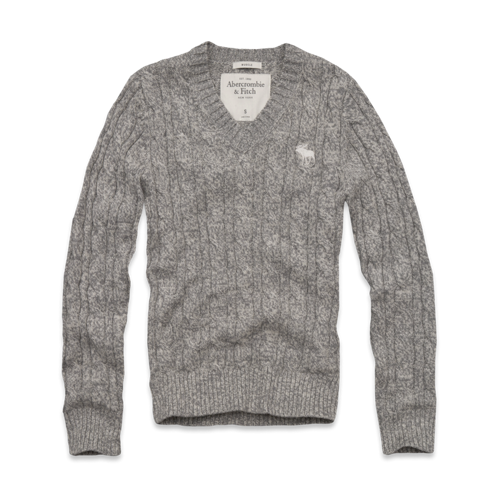 Mens Moody Pond Sweater
