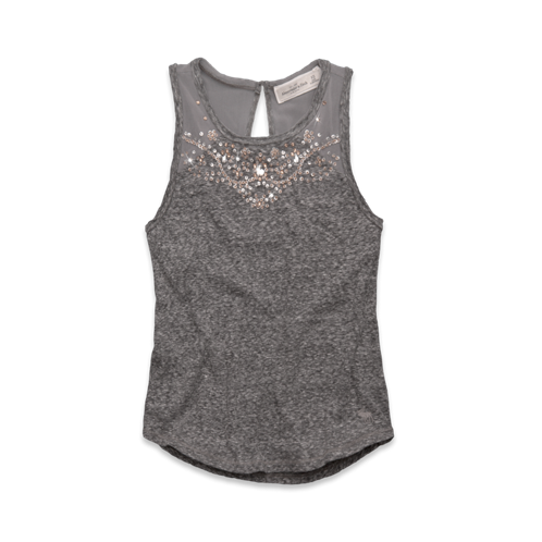 Womens Kendell Shine Top