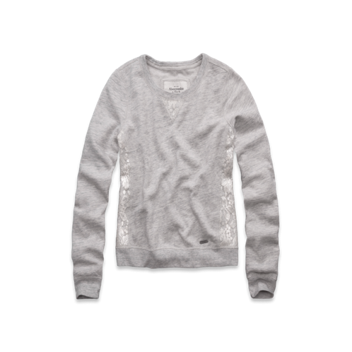 Featured Items Jordan Lace Panel Sweatshirt