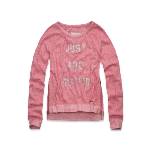 Featured Items Melanie Shine Sweatshirt