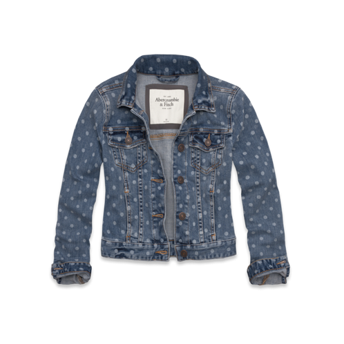 Womens Vanessa Denim Jacket