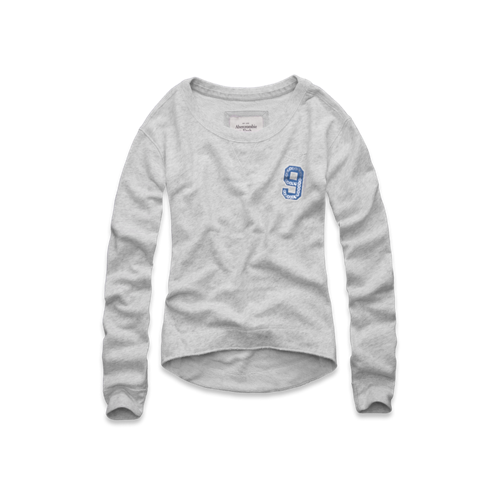 Featured Items Addison Shine Sweatshirt