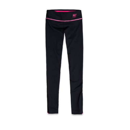 Womens A&F Active Leggings