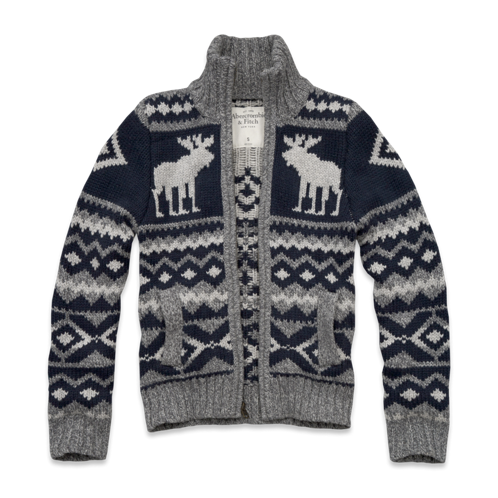 Mens East River Trail Sweater