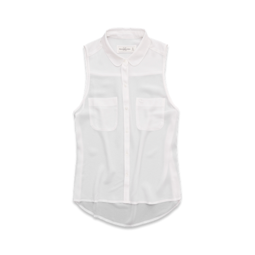 Womens Stacy Sleeveless Shirt