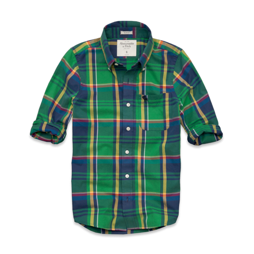 Mens Allen Mountain Shirt