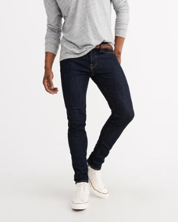 Mens Super Skinny Everyday Stretch Jeans