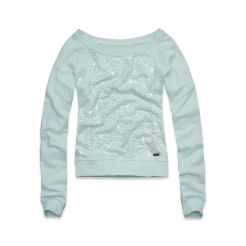 Womens Jenny Shine Sweatshirt