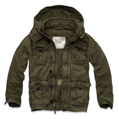Mens Morgan Mountain Parka