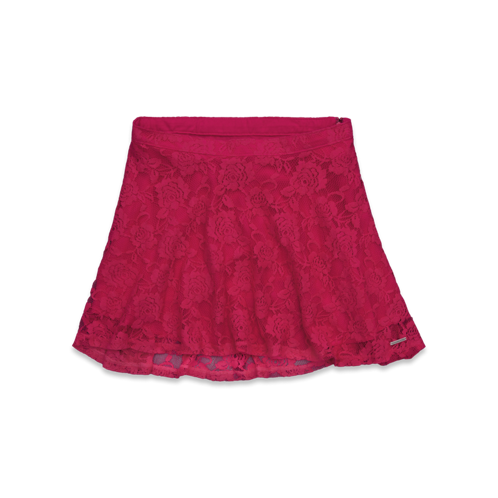 Featured Items Natasha Lace Skater Skirt