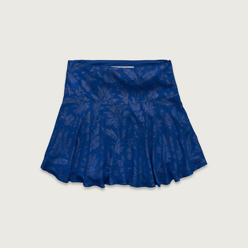 Womens Rylie Shine Skirt
