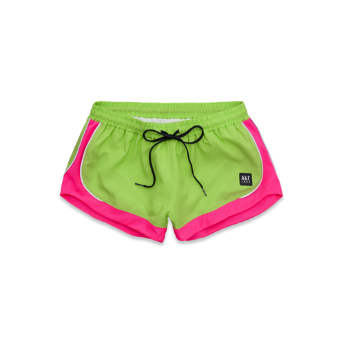 Womens A&F Active Shorts
