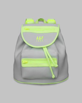 Womens Sporty Backpack