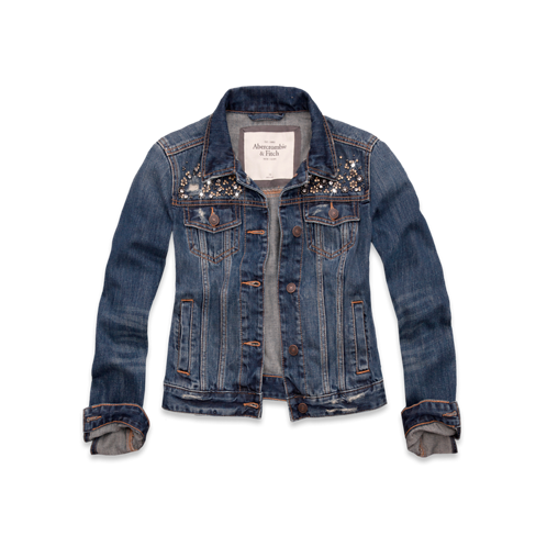 Womens Kira Denim Jacket