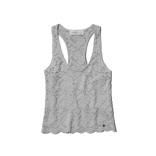 Womens Alexa Cropped Tank